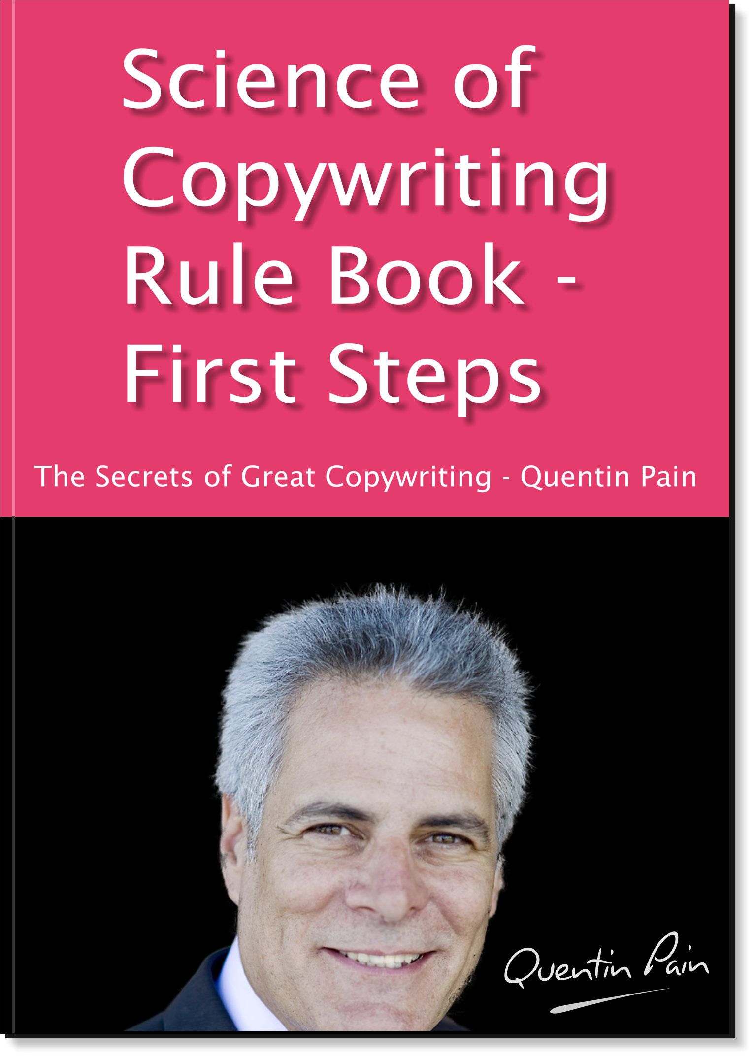 Science of Copywriting Rule Book Image
